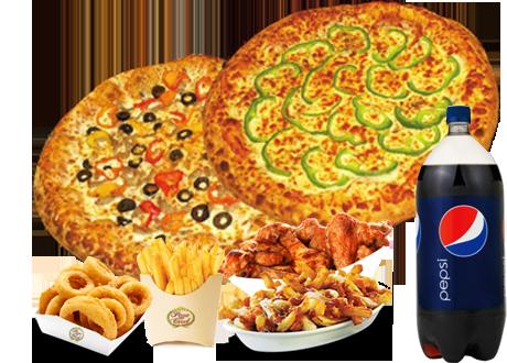 Pizza Excel Blainville 2 Pour 1 Livraison Gratuite Pizzeria Poutine Promotion Ste-Thérèse